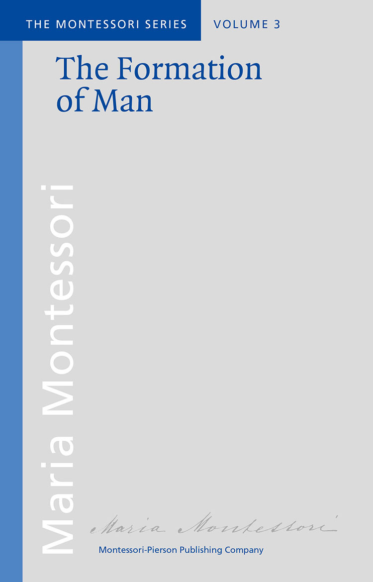 The Formation of Man Book Cover