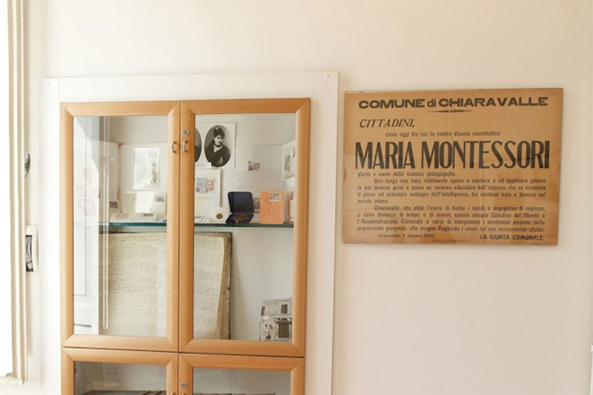 Birthplace of Maria Montessori
