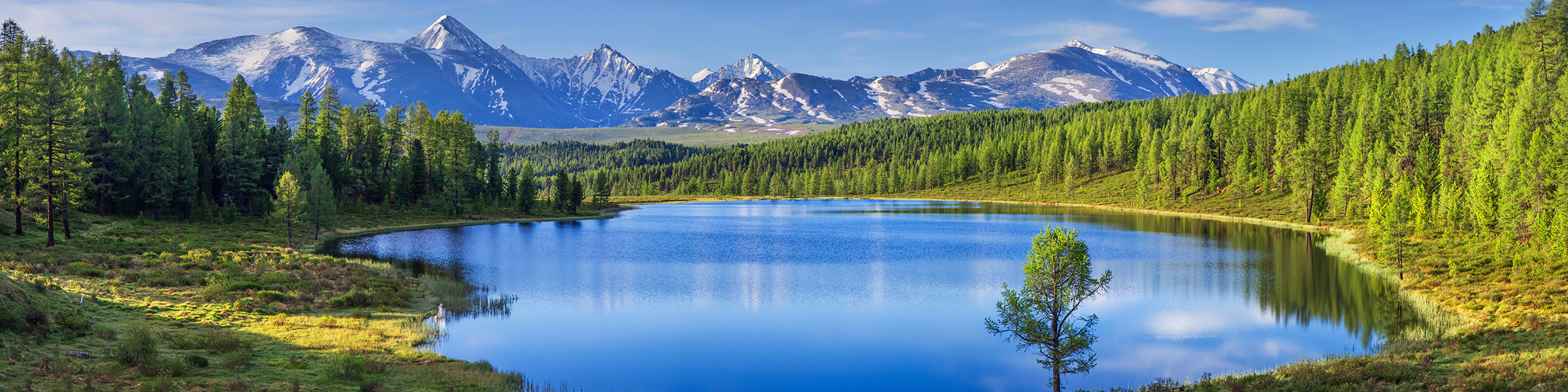 Russia Altai Mountains