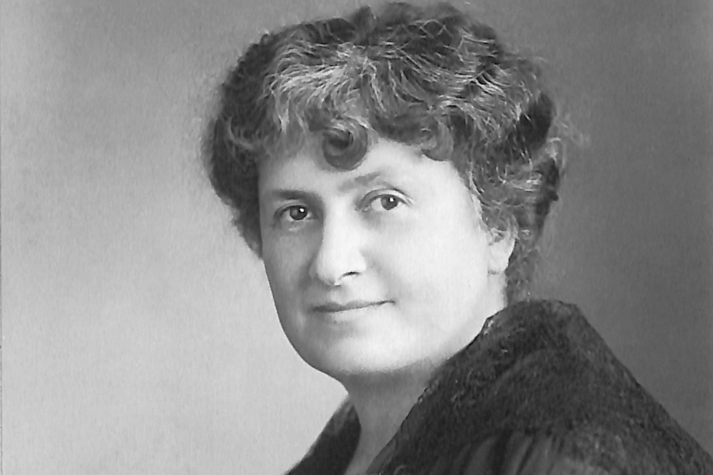 Photo of Maria Montessori