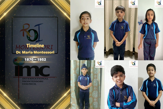 ROI Montessori Students